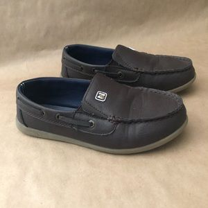 NÁUTICA kid's Boat Shoes.